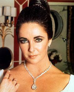 Elizabeth and diamonds