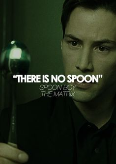 """""""... and there is no Privacy, either""""... The #Matrix, meet Patriot Act."""