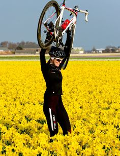 cool photo from bike girl
