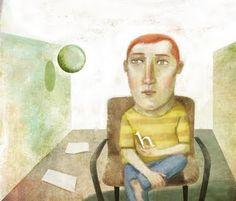 Bitacora de cómic e ilustración  Javier Monsalvett: Opticks Magazine