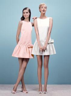 Paule Ka: Spring Summer Collection 2012 Look 5: Ottoman Dress
