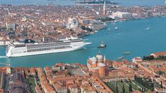 Cruise Fever Is a Mediterranean cruise to Venice on your bucket list? Cruise Port, Cruise Vacation, Cruise Ships, Msc Cruises, Cruise Destinations, Floating In Water, Disney Cruise Line, Sea And Ocean, Caribbean Cruise