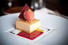 Fine Dining Desserts | Fine Dining Plated Desserts