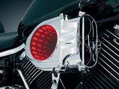 Infinity Streamliner - Kuryakyn - Le Rock - Parts & Accessories for Harley-Davidsons