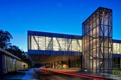Milstein Hall, Cornell University Rem Koolhaas