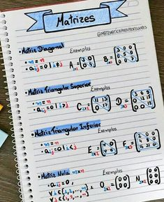 Bullet Journal School, Bullet Journal Notes, Math Anchor Charts, Study Techniques, Study Organization, Study Planner, Math Books, Lettering Tutorial, School Notes
