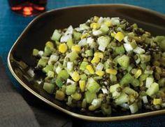 Cold French Lentil Salad