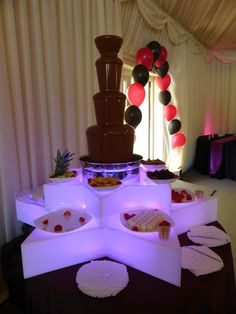 Chocolate Fountain Hire Worthing Laura Steve Hot Chocolates Blog Wedding