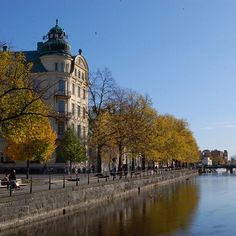 Uppsala City - Sweden