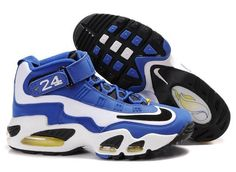 52d999d201fb nike griffey air max 1 blue and white men shoes 26021