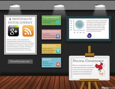 4 Principles Of Digital Literacy