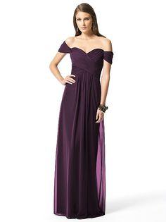 108 Best Plum Gowns Images Purple Dress Ballroom Dress Bridesmaids