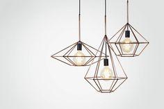 Ben Tovim Design | Rough Diamond Pendants