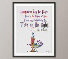 Albus Dumbledore words of wisdom