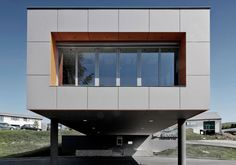 Office building in Belgium. EQUITONE facade materials. equitone.com