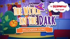 New HALLOWEEN video for kids!  It's The Witch in the Dark.  Sung to the well-known melody, The Farmer in the Dell.   #halloween2015   #preschool  #kindergarten