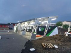 Self Service Car Wash, Filling Station, Gas Station, Architecture Design, Money, World, Car Wash, City, Cars