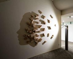 rinzaydraws: sixpenceee: Light and shadow art By artist Kumi. rinzaydraws: sixpenceee: Light and shadow art By artist Kumi Yamashita SCREECHES Light Art, Design, Light And Shadow, Light Sculpture, Shadow Art, Wall Art Designs, Sculpture, Contrast Art, Kumi Yamashita