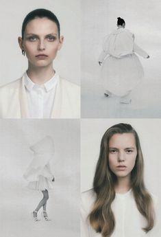 Karlina Caune & Josefien Rodermans by Max Von Gumppenberg & Patrick Bienert for Vogue Germany