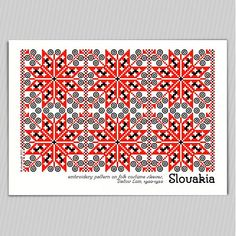 — pocarovna: Embroidery patterns of various Slovak...