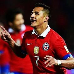 Alexis Sánchez registra 9 goles en sus últimos 5 partidos disputados (Arsenal y Selección de Chile). INTRATABLE.