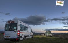 Photography for Britz-campers New Zealand.