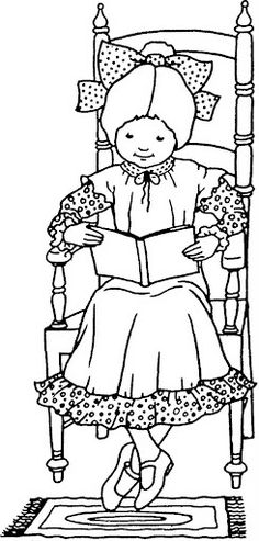 Coloring Book~HH Rainy Day - Bonnie Jones - Picasa Web Albums