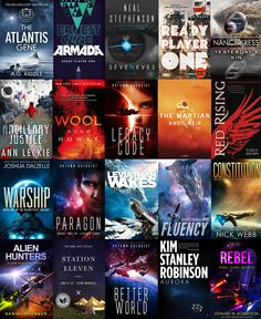 Bestselling Science Fiction Book Bundle #Giveaway ($330 Value)
