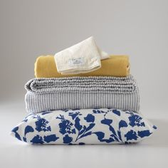 Catalina Blossom Pillow Case | Bed Linens | Bed+Bath  #slowdownwithschoolhouse