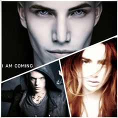 It all comes down to this. #COHF Fan art. City of Heavenly Fire. Sebastian, Jace and Clary.