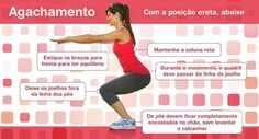tonificar bumbum desafio 30 dias Full Ab Workout, Face Care, Personal Trainer, Cardio, Fit Women, Health Fitness, Body Fitness, Abs, Exercise