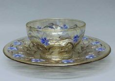 Lot: CUP AND SAUCER, Lot Number: 0759, Starting Bid: $100, Auctioneer: World of Antiques, Inc., Auction: Spring Antique and Fine Art Auction, Date: February 16th, 2013 EST Vintage Tea, Vintage China, Glass Tea Cups, How To Make Tea, Tea Cup Saucer, Bone China, Tea Time, Tea Party, Mugs