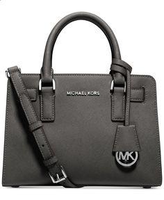 MICHAEL Michael Kors Dillon Small Satchel - Handbags Accessories - Macys