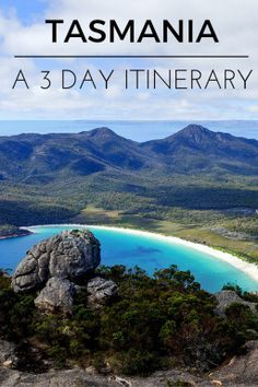 A Taste of @Tasmania: 3 Day Itinerary For the Ultimate Tasmanian Escape @hotelplanner