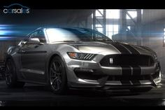 Ford Shelby GT350 Mustang revealed