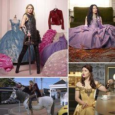 Emma, Snow, Belle & Charming
