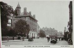 THE FIRE STATION HIGH STREET LEWISHAM LONDON