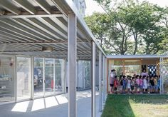 Highly Commended: Nursery School in Japan by Takahashi Ippei | Buildings | Architectural Review