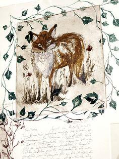rosemary milner   El Papel pintado con aires Vintage de Rosemary Milner