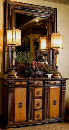 Grandeur.. .Yes ...give me wood ..well crafted beautifully stained and well maintained....Gorgeous...Gorgeous!!!...