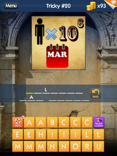 I need your help on this level of #WhatsTheSaying! Play on iOS or Android: http://WhatsTheSaying.com