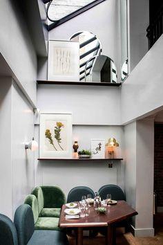 Seventies interieur met een moderne toets - woonmooi