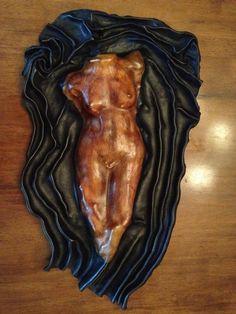 Leather Sculpture