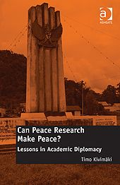 Book Review: Can Peace Research Make Peace? Lessons in Academic Diplomacy   LSE Review of Books