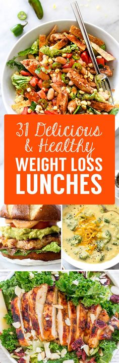 31 Weight Loss Lunch Recipes That Will Help Slim Down Your Stomach! - TrimmedandToned