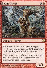 Magic The Gathering ~ 1x Hibernation Sliver ~ Stronghold ~ M//NM