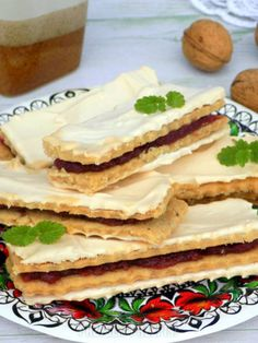 orzechowe klawisze - PrzyslijPrzepis.pl Sandwiches, Tacos, Food And Drink, Cookies, Ethnic Recipes, Food Ideas, Drinks, Blog, Crack Crackers