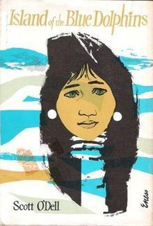 Island of the Blue Dolphins is a 1960 children's novel written by Scott O'Dell. The story of a young girl stranded for years on an island off the California coast. It is based on the true story of Juana Maria, a Nicoleño Native American left alone for 18 years on San Nicolas Island in the 19th century.