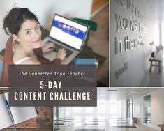 045: Creating Content with Shannon Crow - The Connected Yoga Teacher