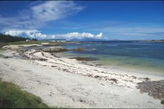 White beaches - Mallaig, Highland, Scotland
